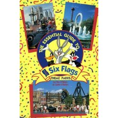 By Tim and Carrie O'Brien. <br><br> A guide written to help you navigate all 12 Six Flags parks.<br><br>   It offers in-depth descriptions of each park's rides, shows, midway games, gift shops, restaurants, and guest services.<br><br> There's also ways to avoid pitfalls such as long lines and endless walking.