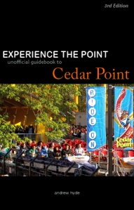 *By Andrew Hyde. <br><br>  *This guidebook is completely dedicated to Cedar Point and takes one on a comprehensive tour of America's Roller Coast. It discusses ways to plan your day and have fun at Cedar Point.<br><br>   *It includes information on every ride, show, attraction, restaurant, and hotel. A bonus is over 30 trivia questions, and numerous fun facts.